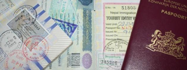 Visum voor 15 euro